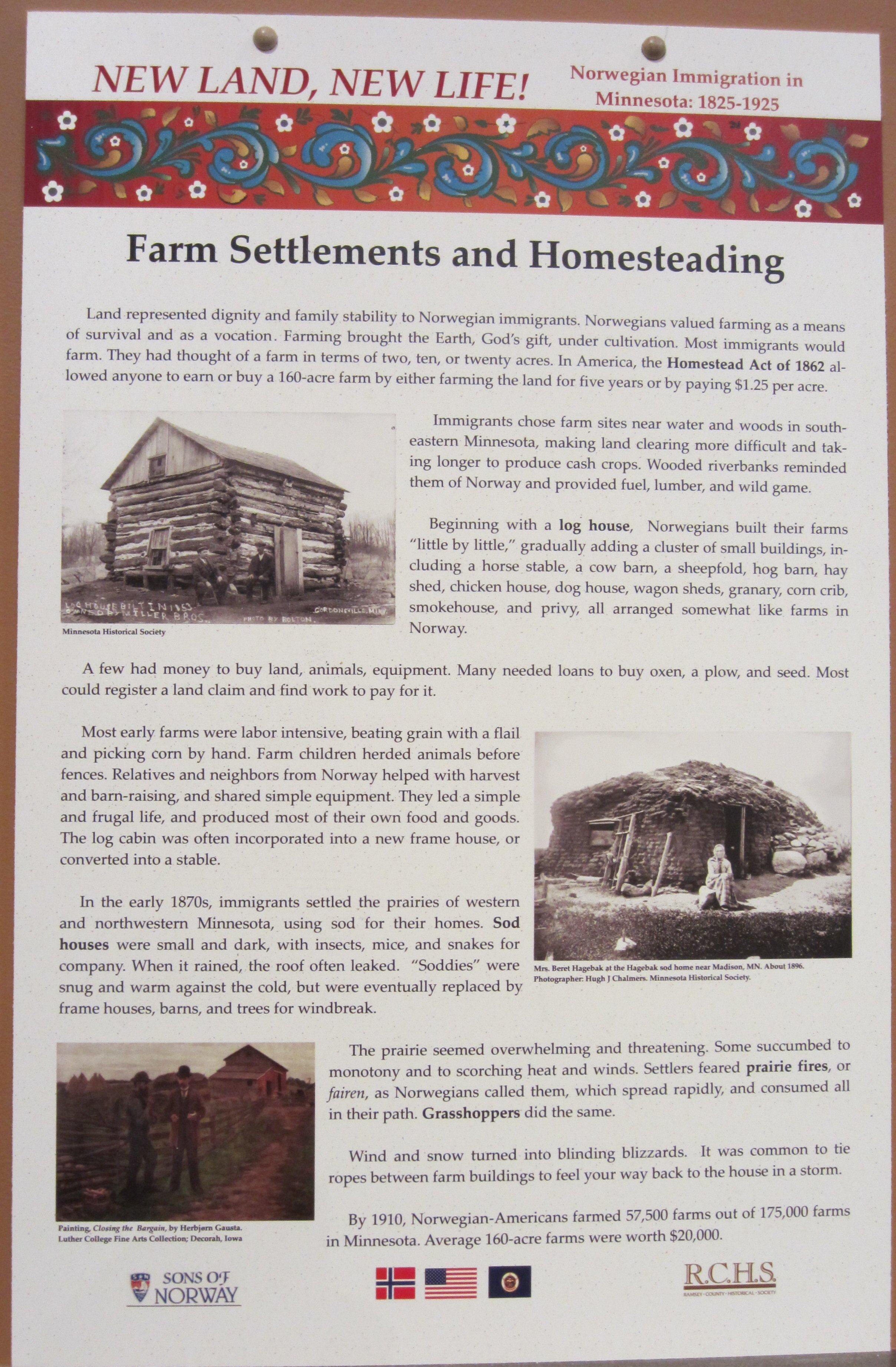 NL NL Farm Settlements