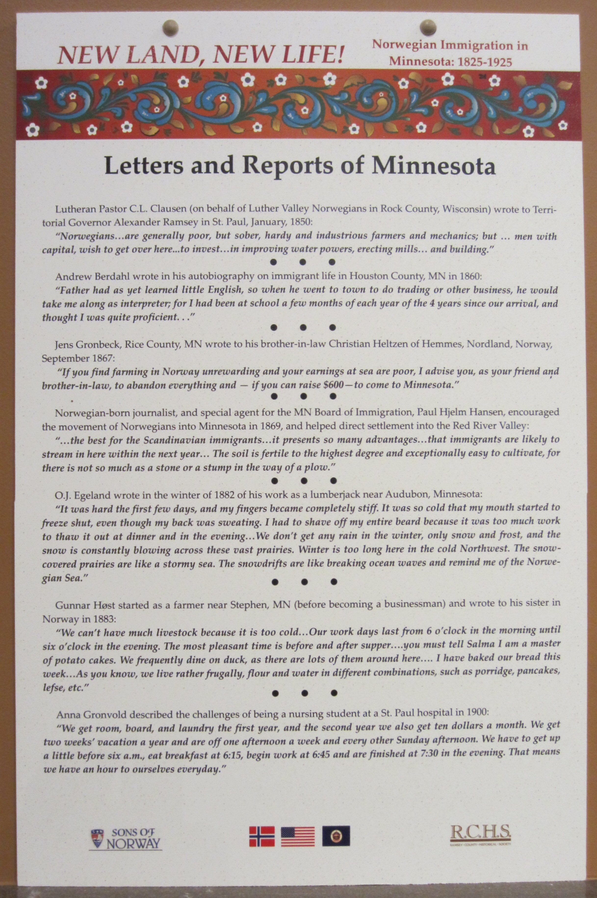 NL NL Letters and Reports